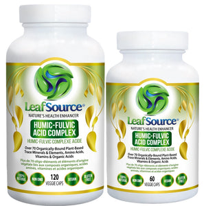LeafSource Humic - Fulvic Acid Complex - LeafSource® Canada