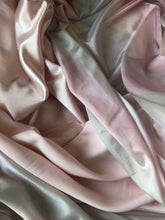 Load image into Gallery viewer, Unique Ombre Print Satin Finish Polyester Organza Fabric - Glasgow Fabric Store