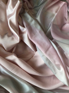 Unique Ombre Print Satin Finish Polyester Organza Fabric - Glasgow Fabric Store