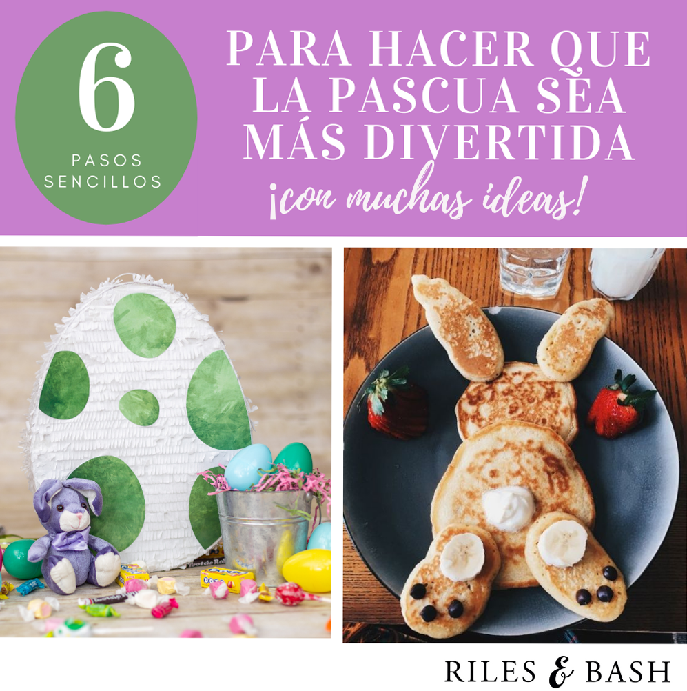 Riles & Bash_online party shop_6 sencillos pasts para hacer que la Pascua seas mas divertida