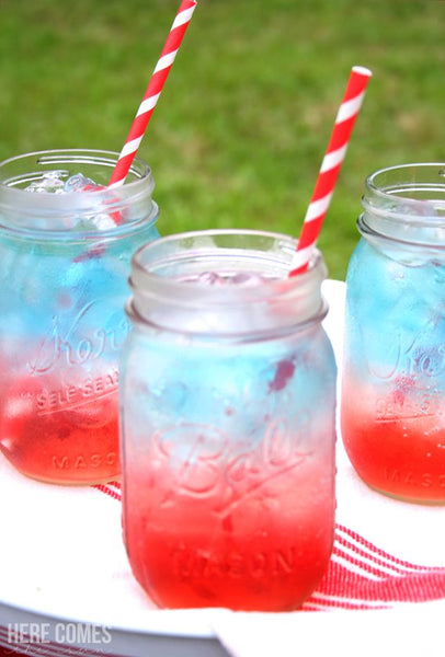 4th of July Red White and Blue Signature Cocktail_photo Kelly Leigh Creates