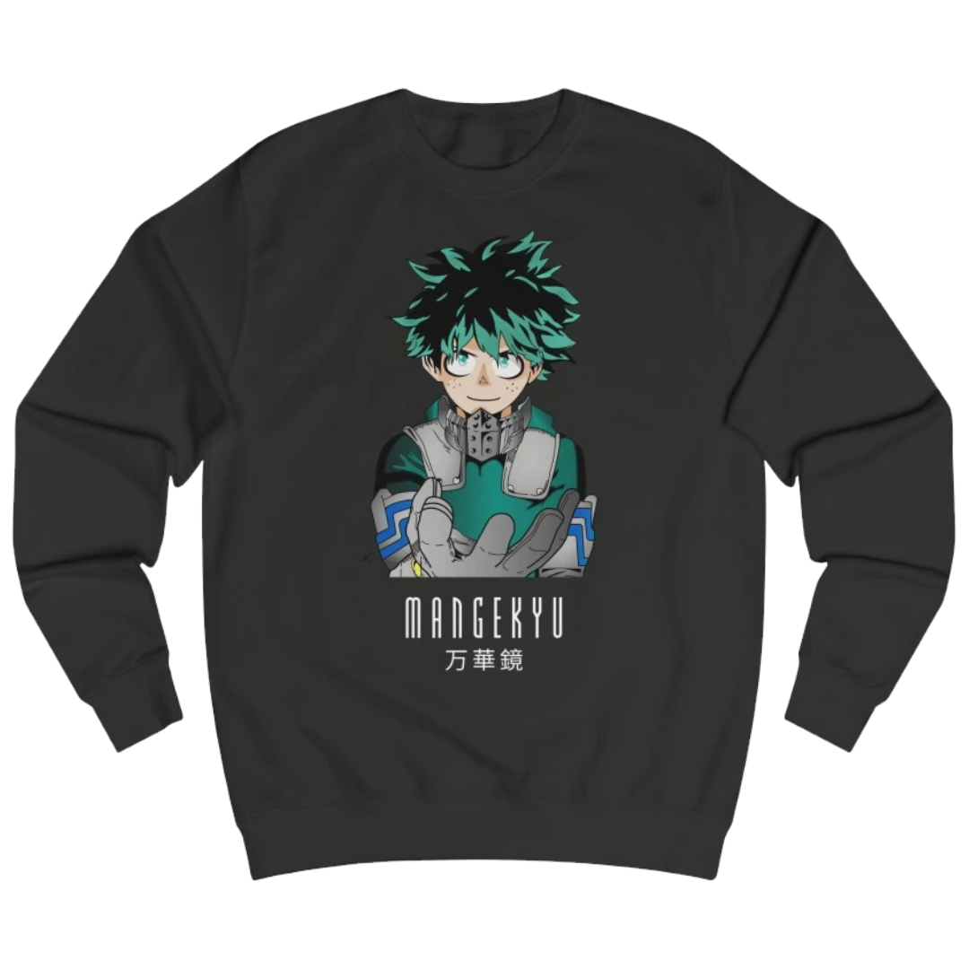SWEAT MY HERO ACADEMIA - IZUKU