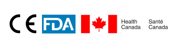 ce-fda-health-canada-approved badges