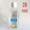20 PACK - Hexadermal Liquid Hand Sanitizer - 250 ml - Flip Cap - Mask IT