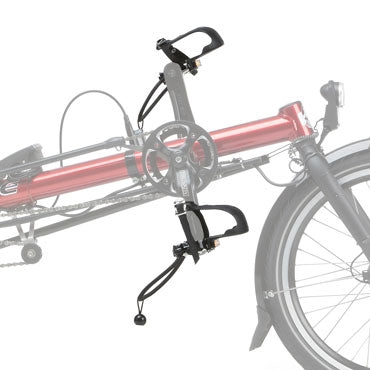Adult Pedal with Toe Clip & Strap