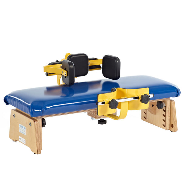 Hip, Thoracic and Knee Support for Therapy Bench