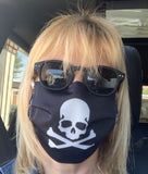 Jolly Roger Face Mask