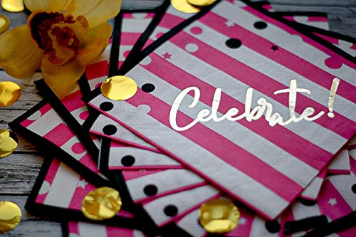 Party Supplies | Kate Spade Inspired | Rain Meadow