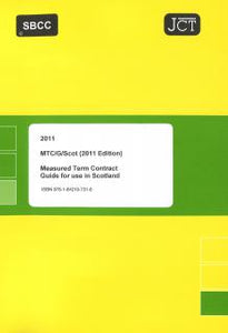 Measured Term Contract Guide 2011