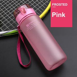 Plastic Direct Drinking Bottle
