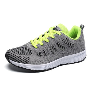 Running Shoes Sneakers Women Outdoor Sport Shoes Comfortable Mesh Walking Jogging Ladies Light Flats Shoes Plus Size