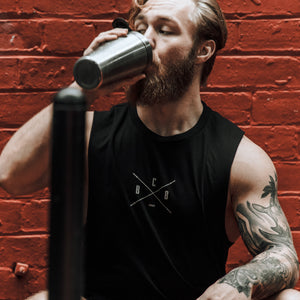 Men's Dropped Armhole Tank