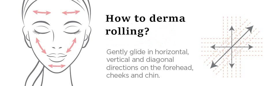 How to derma rolling