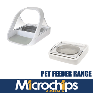 Sure Petcare Microchip Pet Feeder For Companion Animals (Pets)