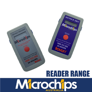 TROVAN Microchip Readers For Companion Animals (Pets)