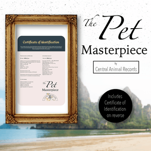 Pet Masterpiece for Cats (A3)