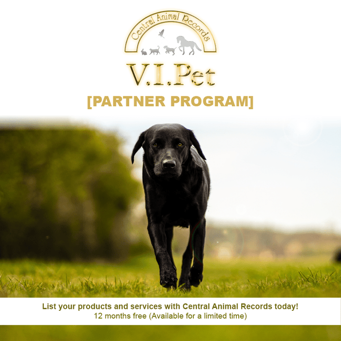 V.I.Pet Partner Program - List Your Product or Service