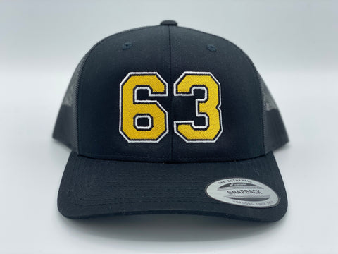 "63 MARCHY ""Mesh SnapBack"""