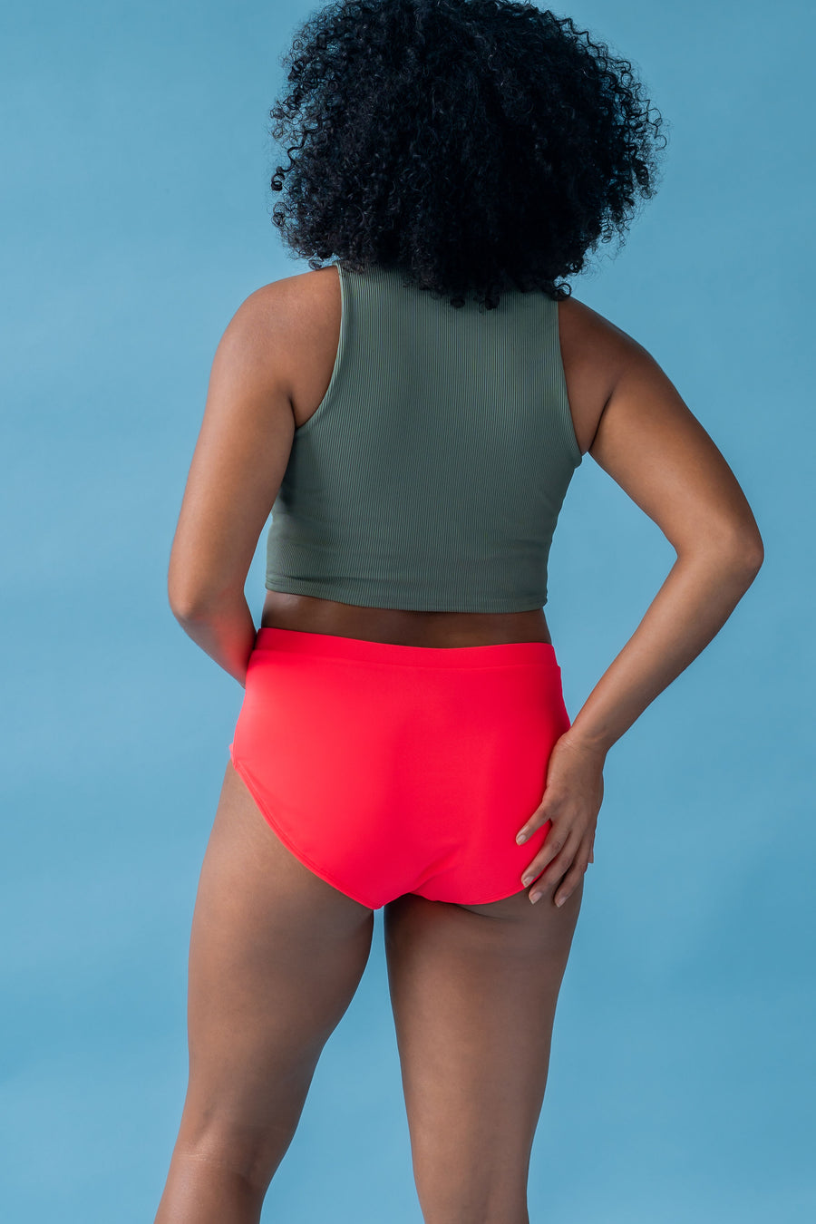 The Krista Bottom - Poppy