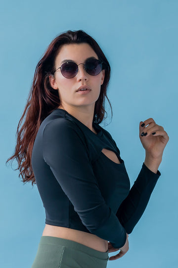 The Kearney Top - Black