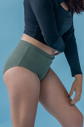The Krista Bottom - Sage