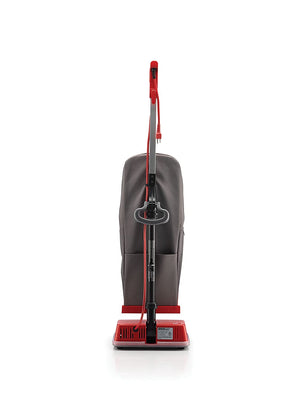 Oreck Commercial Upright Bagged Vacuum Cleaner, Lightweight, 40ft Power Cord, U2000R1, Grey/Red - Tns super store