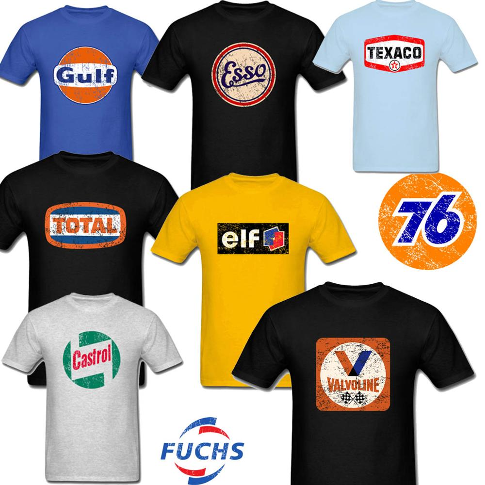70's/80's Vintage Inspired Gas Station T-shirts