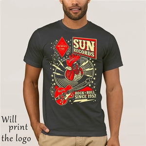 Open image in slideshow, Rockabilly Sun Records T-Shirt