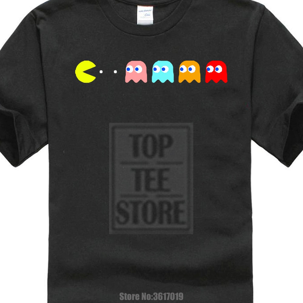 80's Inspired Pac Man T
