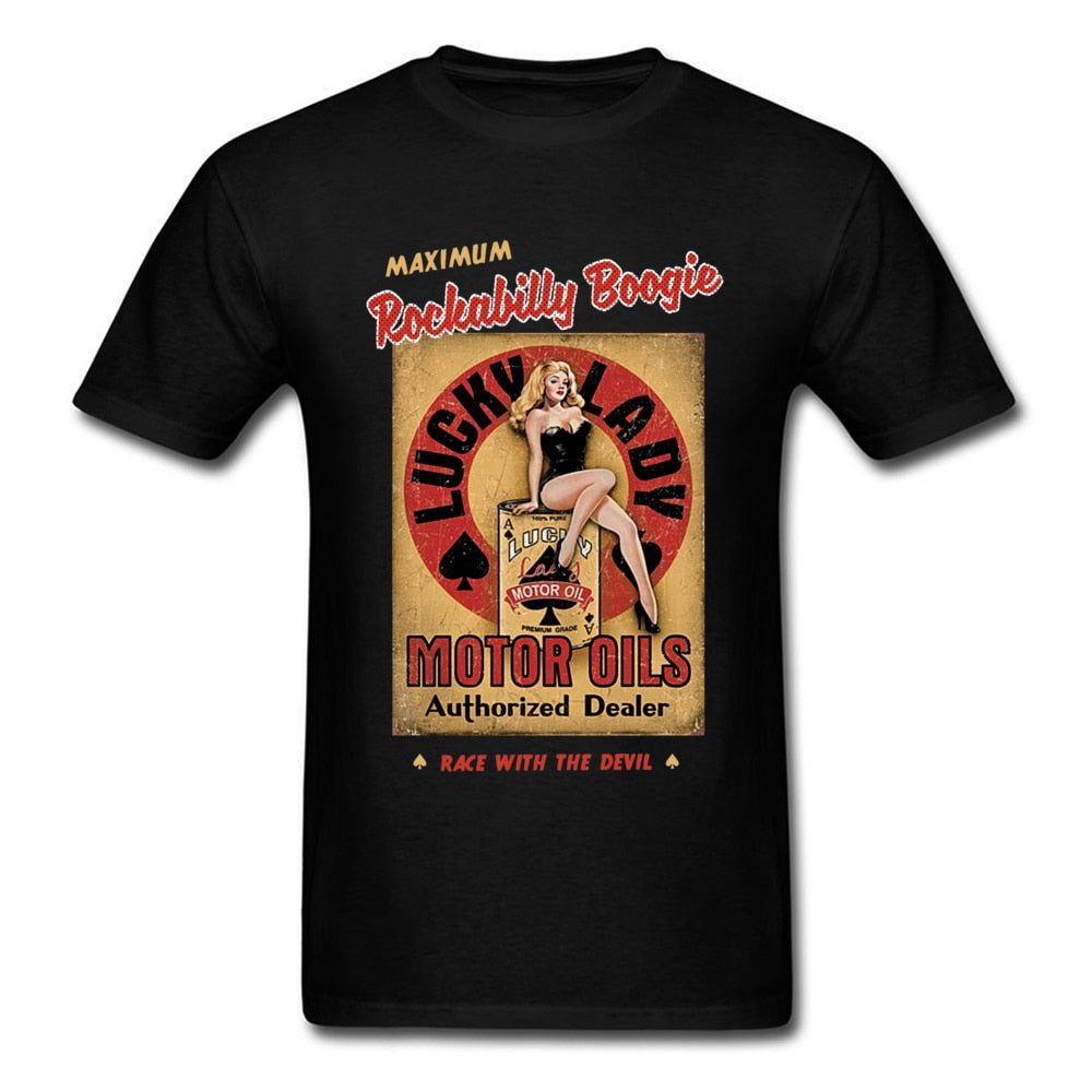 Retro Rockabilly Boogie T-Shirt