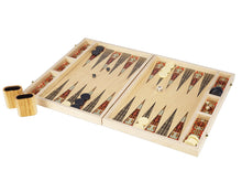 Load image into Gallery viewer, Alexander Peach Tabletop Backgammon Set