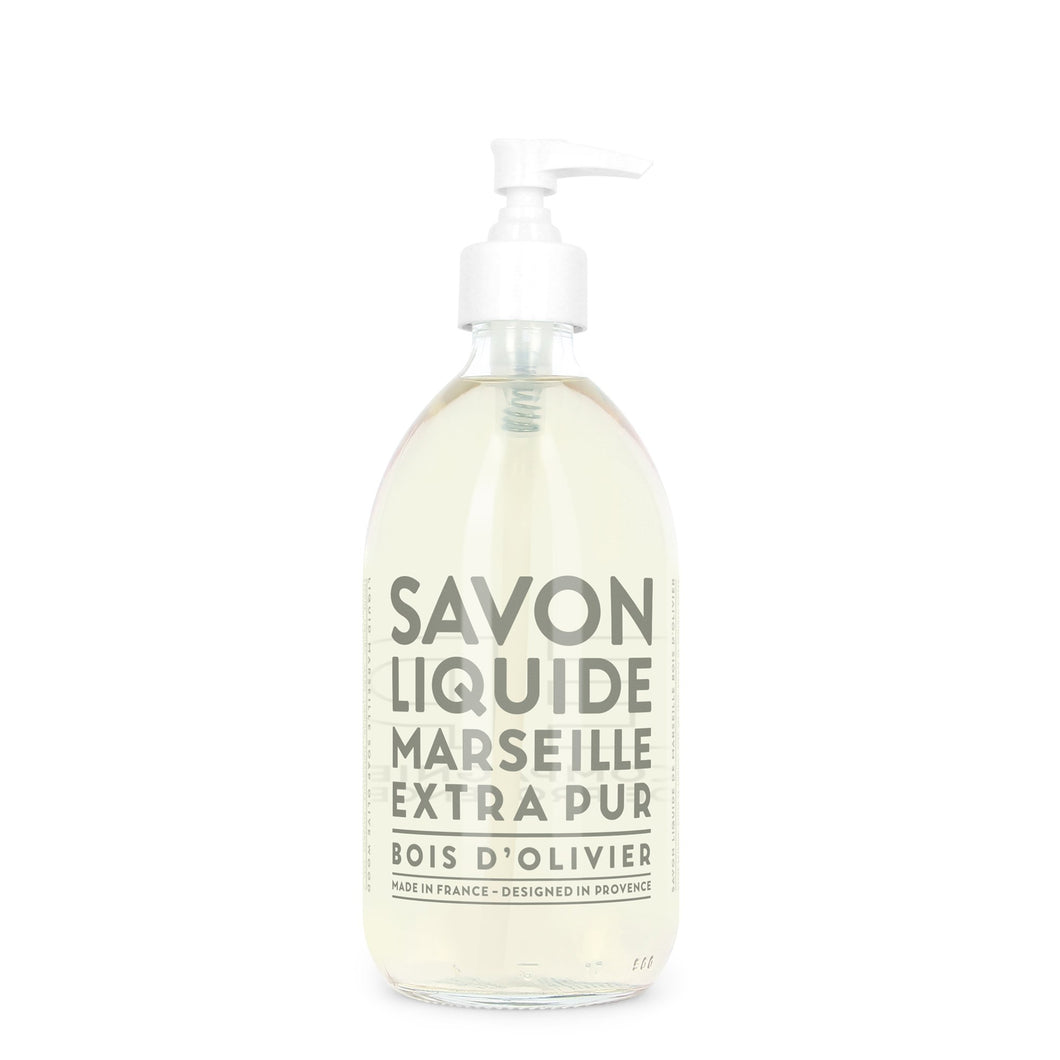 Olive Wood Liquid Marseille Soap