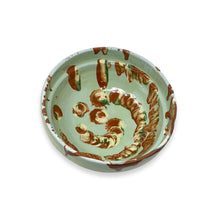 Load image into Gallery viewer, Marbleized Romanian Bowls - Aqua