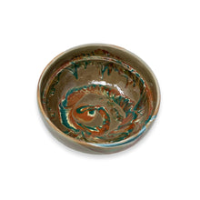 Load image into Gallery viewer, Marbleized Romanian Bowls - Cappuccino