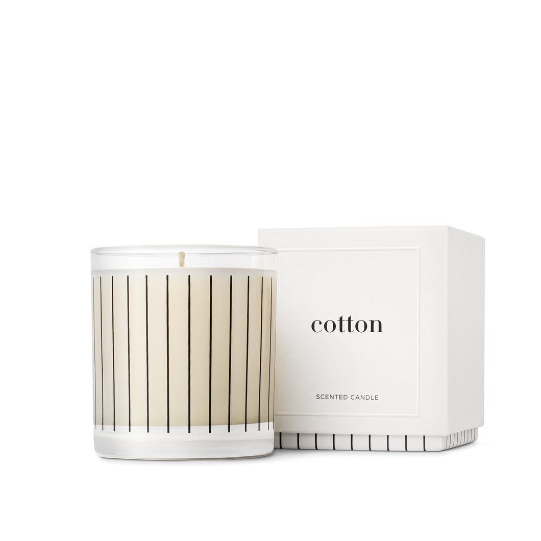 Studio Stockhome Cotton Candle