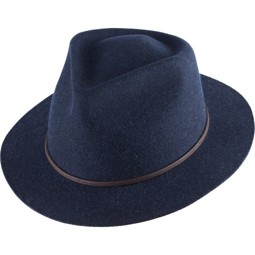 Indigo Hayle Ladies Fedora Hat