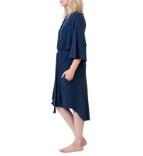 Load image into Gallery viewer, Organic Cotton Lounge Robe