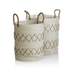 Salento Agel Baskets (Set of 2)