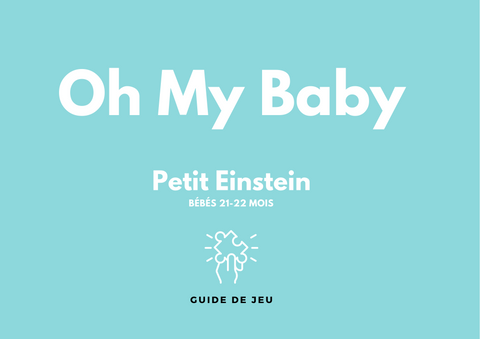 Guide du Jeu Play Box Petit Einstein