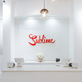 Sublime Store Checkout Counter