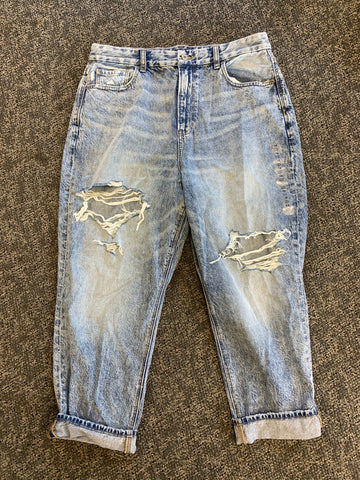 Light American eagle jeans