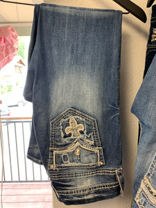 Rock revival jeans #2