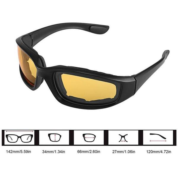 ANTI-GLARE MOTORCYCLE GLASSES + FREE SHIPPING - MotorsLova | We serve real products for real bikers !