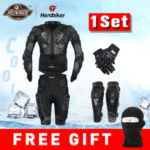 All In One Body Armor Protective Gear For Bikers - MotorsLova | We serve real products for real bikers !