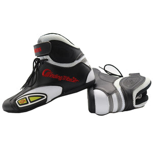 Stylish Protective Motorcycle Boots - MotorsLova | We serve real products for real bikers !