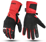 Waterproof Touch Screen Winter Gloves - MotorsLova | We serve real products for real bikers !