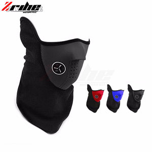 Motorcycle Mask For Neck & Skull - MotorsLova | We serve real products for real bikers !