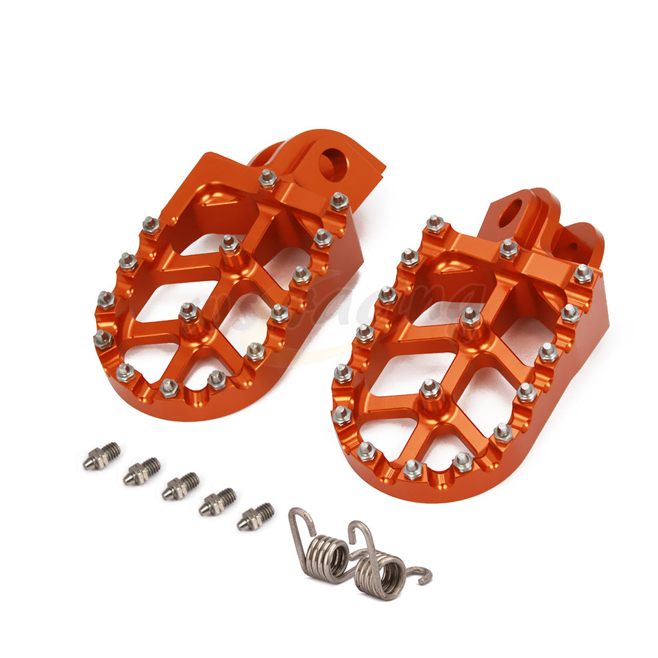 Best Motorcycle Wide Foot Pegs - MotorsLova | We serve real products for real bikers !