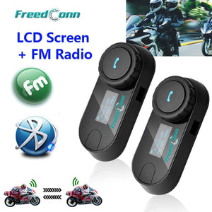 2PCS Awesome Motorcycle Bluetooth Headset - MotorsLova | We serve real products for real bikers !