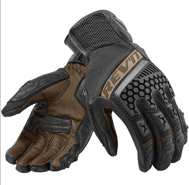 Best Leather Motorbike Gloves - MotorsLova | We serve real products for real bikers !